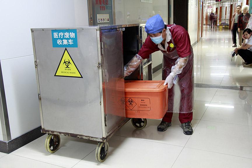 医疗垃圾清运
